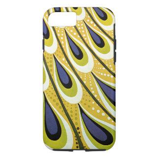 Vintage Art Nouveau, Macmillan's Peacock Feather iPhone 7 Case