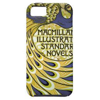 Vintage Art Nouveau, Macmillan's Peacock Feather iPhone SE/5/5s Case