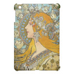 Vintage Art Nouveau - Mucha Zodiac i Cover For The iPad Mini
