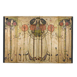 Vintage Art Nouveau Panel Case For iPad Air