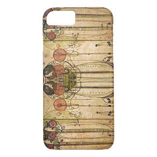 Vintage Art Nouveau Panel iPhone 8/7 Case