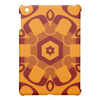 Vintage art nouveau pattern - ipad case