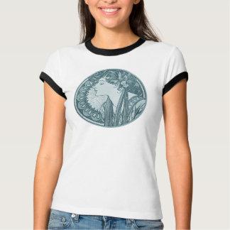 Vintage Art Nouveau T-Shirt