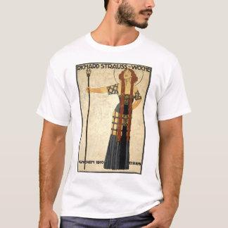 Vintage Art Nouveau, Victorian Woman T-Shirt