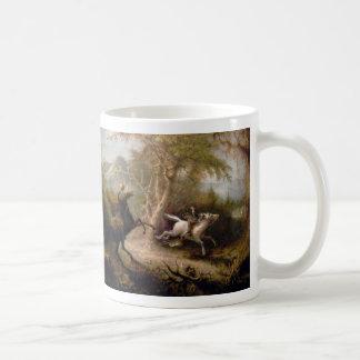 Vintage Art of Sleepy Hollow Coffee Mug