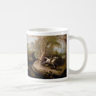 Vintage Art of Sleepy Hollow Mug