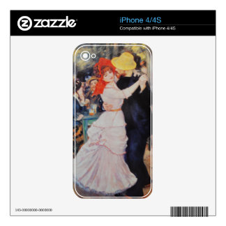 Vintage Art on Cell Phone Skins Skins For iPhone 4