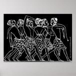 """Vintage art-Slavery's Sistahs"" Print"