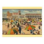 Vintage Asbury Park Postcard