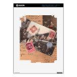 Vintage Asia Pegatina Skin Para iPad 3