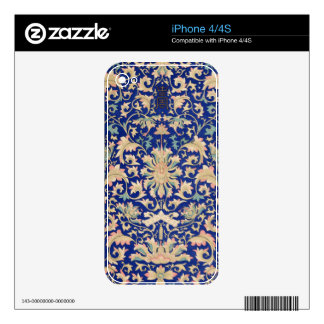 Vintage Asian Art iPhone 4S Decal