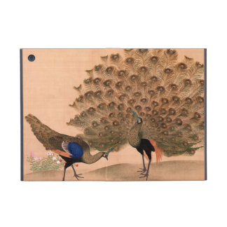Vintage Asian Peacocks Cover For iPad Mini