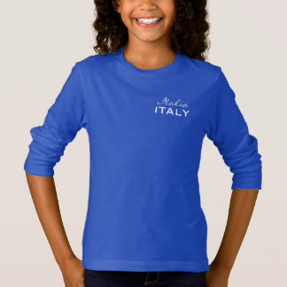 Vintage Assisi Italy custom clothing T-Shirt
