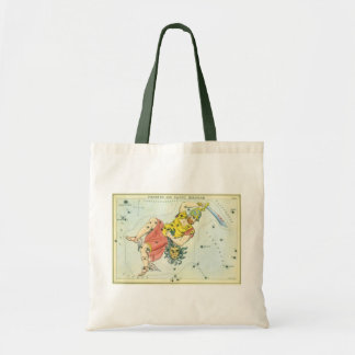 Vintage Astonomy, Perseus and Caput Medusa Tote Bag