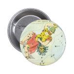 Vintage Astonomy, Perseus y medusa de la cabeza Pin