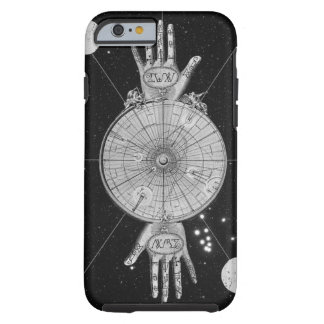 Vintage Astrology Metaphysical Image Tough iPhone 6 Case