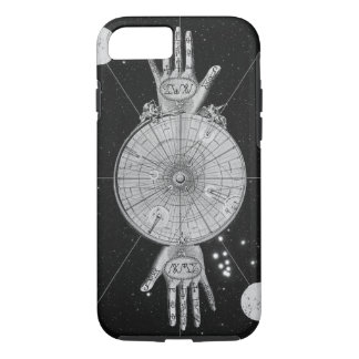 Vintage Astrology Metaphysical Image iPhone 7 Case