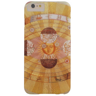 Vintage Astronomy, Antique Copernican Solar System Barely There iPhone 6 Plus Case