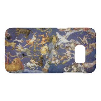 Vintage Astronomy Celestial Fresco, Constellations Samsung Galaxy S7 Case