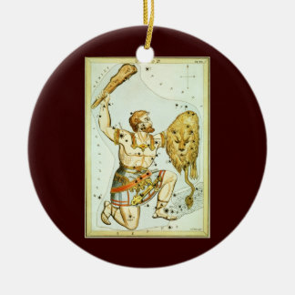 Vintage Astronomy Celestial Orion Constellation Ornaments