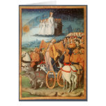 Vintage Astronomy, Celestial, Power of the Heaven Greeting Cards