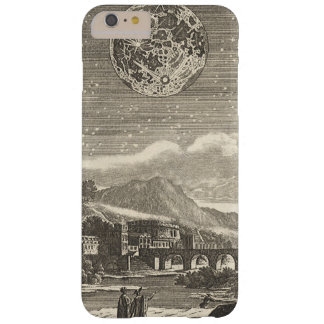 Vintage Astronomy Celestial Renaissance Moon Stars Barely There iPhone 6 Plus Case