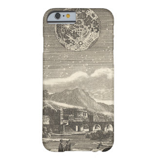 Vintage Astronomy Celestial Renaissance Moon Stars iPhone 6 Case