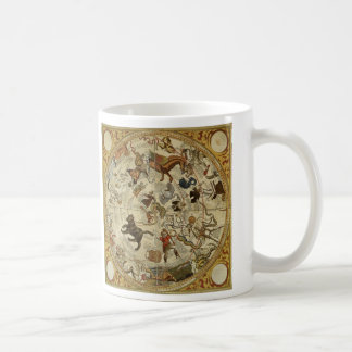 Vintage Astronomy, Celestial Sky Map Star Chart Coffee Mug