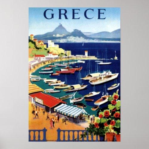 Vintage Athens Greece Travel