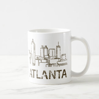 Vintage Atlanta Mug