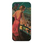 Vintage Atlantic City Case Case For iPhone 5/5S