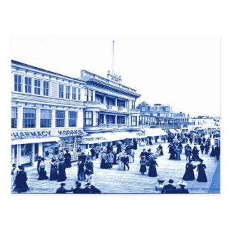 Vintage Atlantic  City Postcard