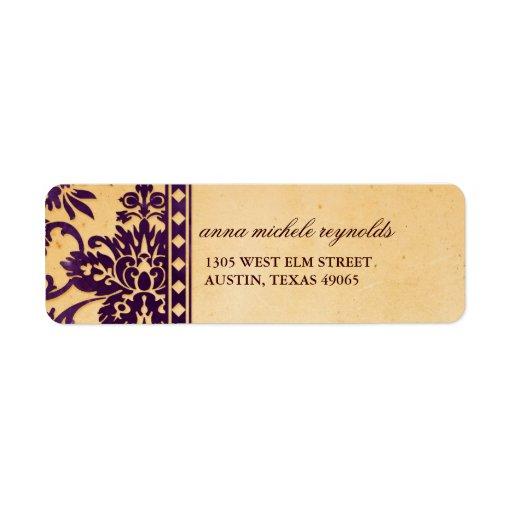 Fancy Labels, Fancy Address Labels, Return Address Labels
