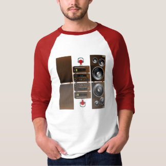 Vintage audio equipment T-Shirt