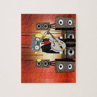 Vintage Audiophile Jigsaw Puzzle