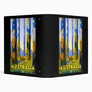 Vintage Australia Marysville Victoria Binder