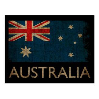 Vintage Australia Postcard