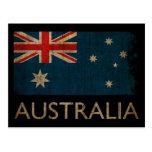 Vintage Australia Tarjeta Postal
