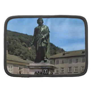 Vintage Austria, monumento de Mozart Organizador