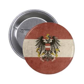 Vintage Austria Pinback Button
