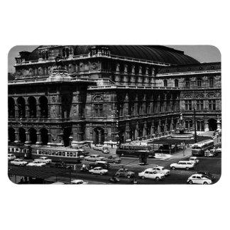Vintage Austria Vienna Staatsoper opera 1970 Magnet