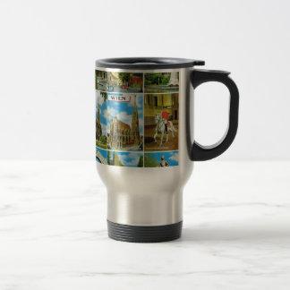 Vintage Austria Wien Vienna Multiview Mug