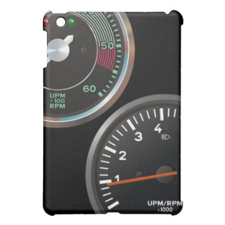 Vintage auto instruments / Classic car gauges iPad Mini Cases