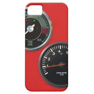 Vintage auto instruments / Classic car gauges iPhone SE/5/5s Case