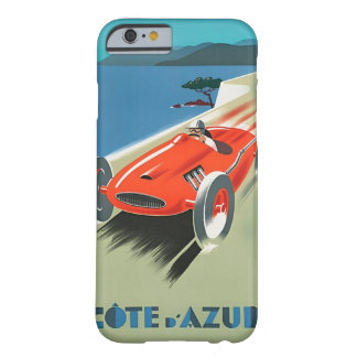 Vintage Auto Racing Cote D'Azur iPhone 6 Case