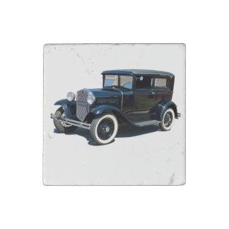 Vintage Automobile Stone Magnet