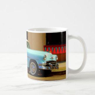 Vintage Automobile Mug