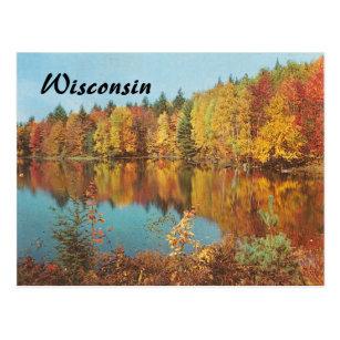 Autumn Scene Postcards