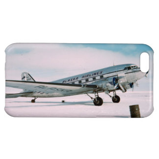 Vintage aviation airplane air plane pilot photo cover for iPhone 5C