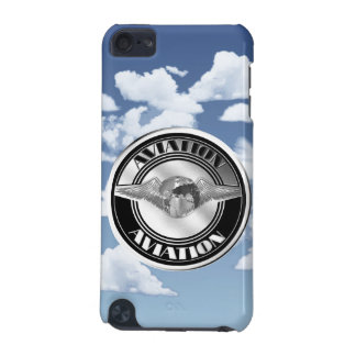 Vintage Aviation Art iPod Touch 5G Cases